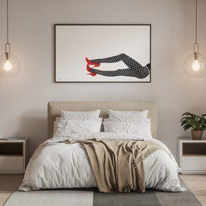 Long Legs Fishnet